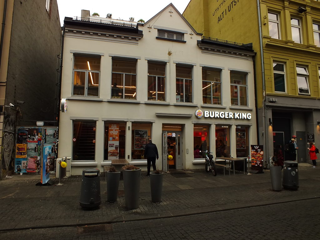 Burgerking Oslo