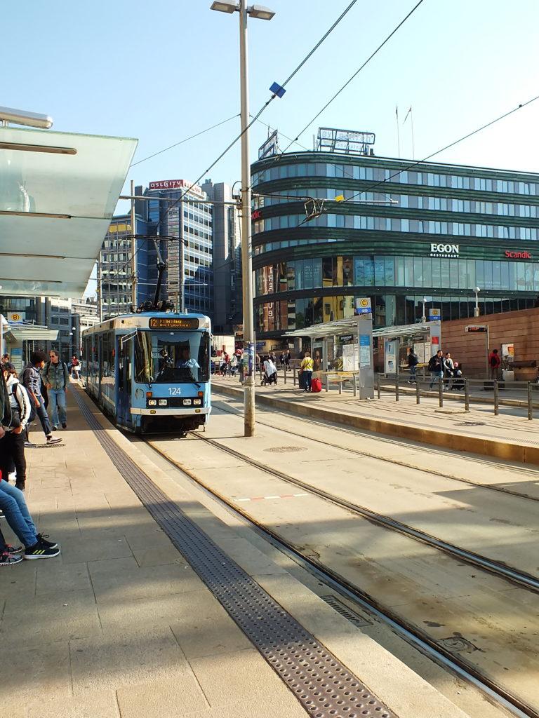 12 Numaralı Tram