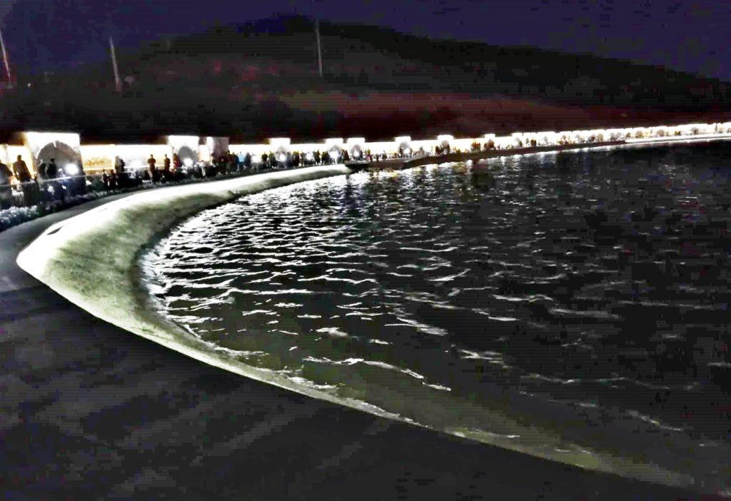 Eynali Dağı Göleti ve Restoranlar-Tebriz