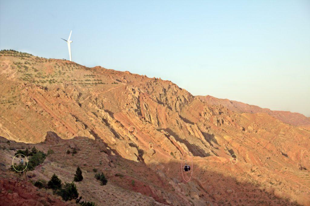 Eynali Dağı'na Çıkış-Tebriz