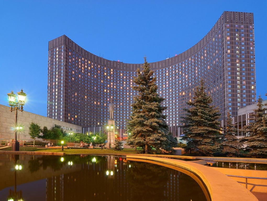 Moskova Cosmos Hotel