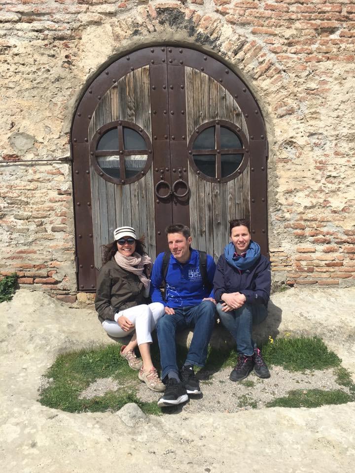 Seyahatte Tanışıp Dost Olduğumuz Polonyalı çift, Oleg ve Ivona