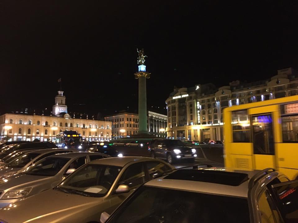 Tiflis, Cumhuriyet Meydanı
