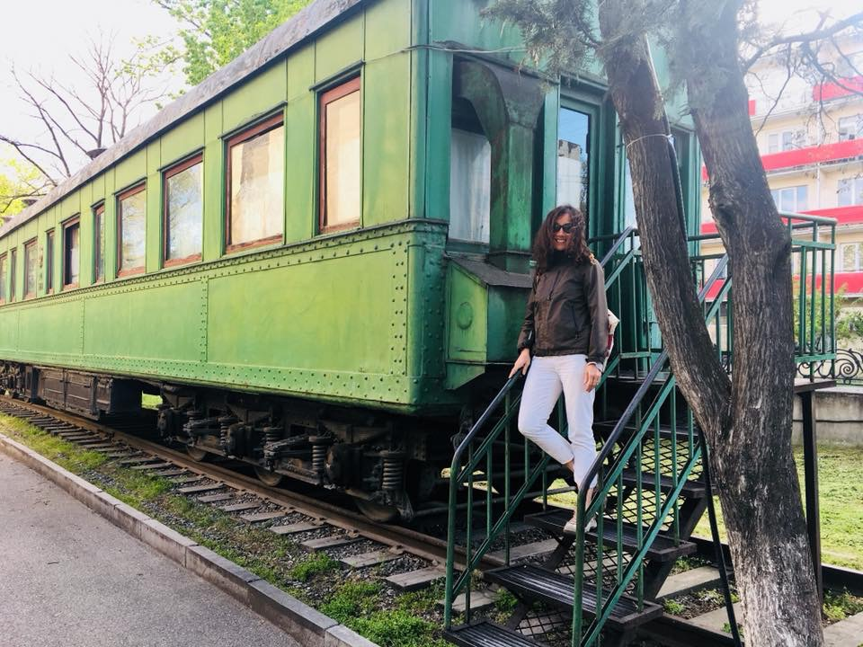 Stalin'in Tüm Seyahatlerini Yaptığı Özel Vagon