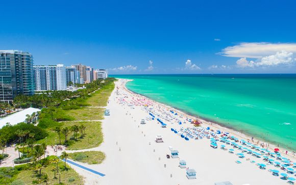 Miami Atlantik'e paralel bir rüya South Beach