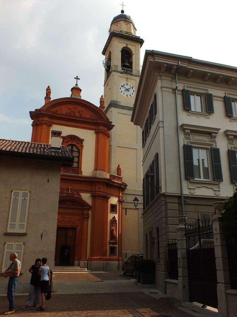 Aziz Vincenzo Kilisesi (Chiesa di San Vincenzo)