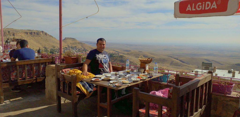Mardin'de Ne Yenir? Nerede Yenir? Beyzade Konağı Cafe&Restorant