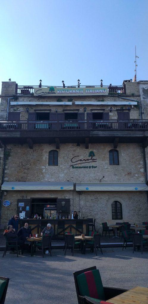 KKTC'de Ne Yenir? Nerede Yenir? Carob Restaurant & Bar