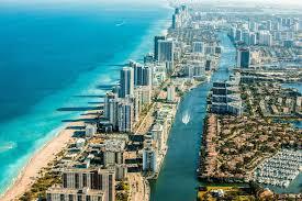 Miami Fortlauderdale zenginliğin başkenti