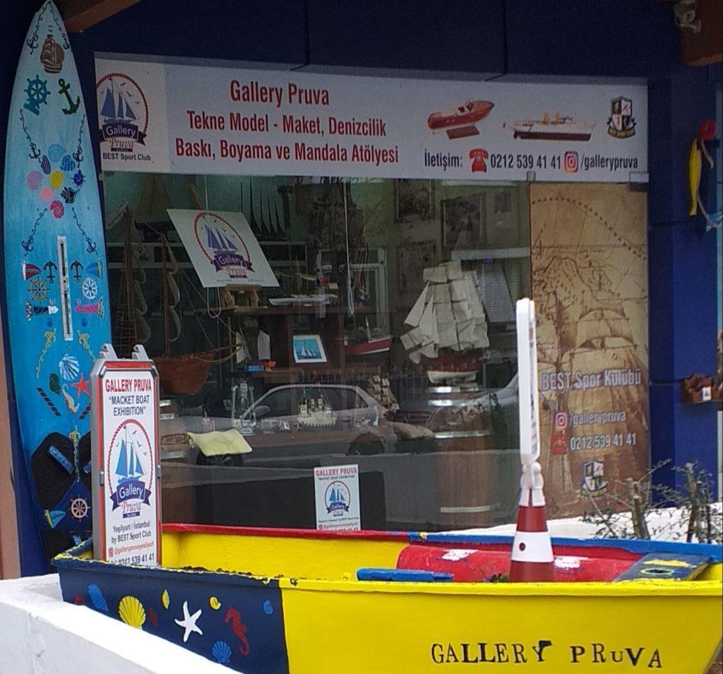 Gallery Pruva