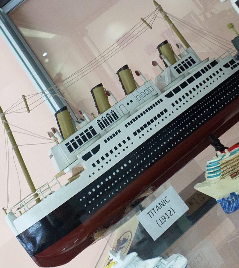 Titanik Maketi