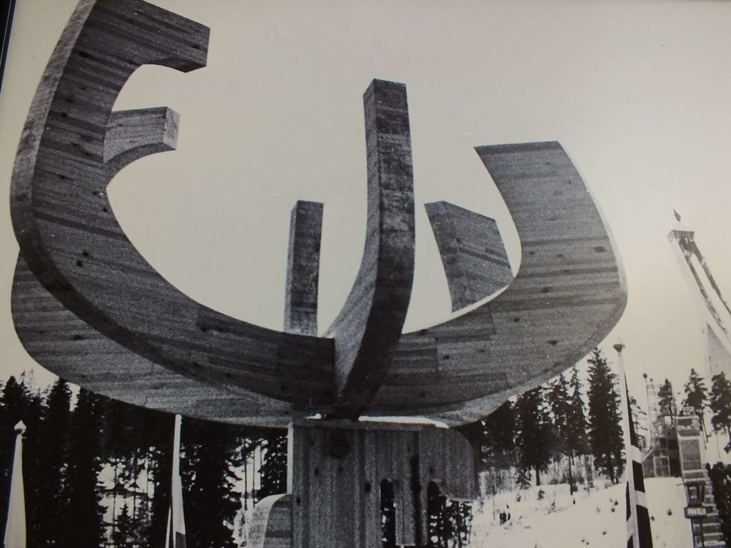 Holmenkollen 1982