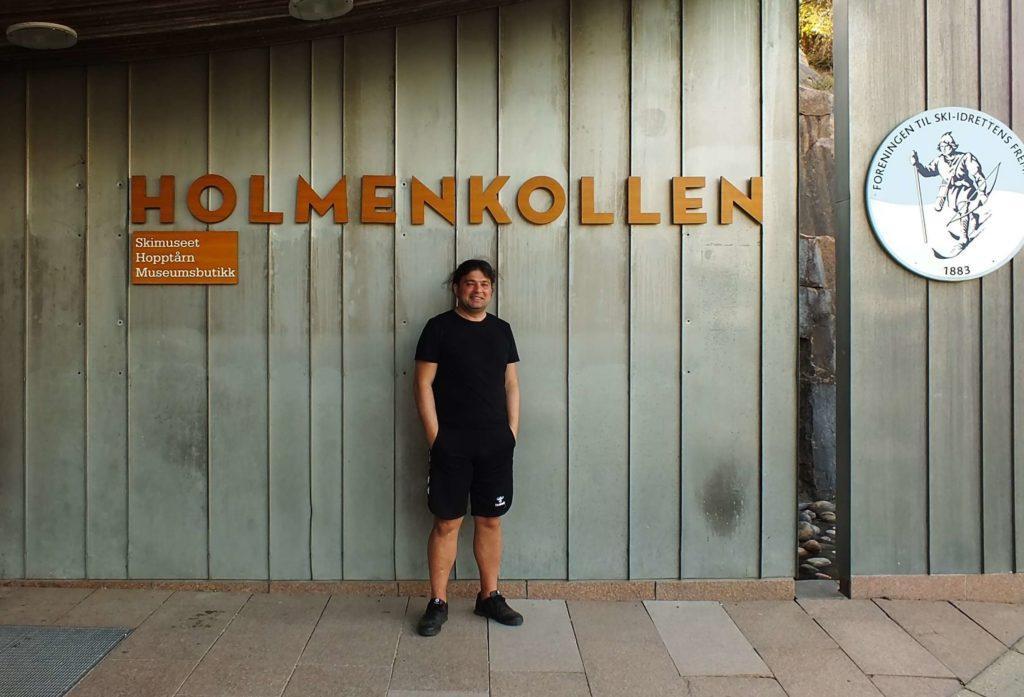 Holmenkollen Kayak Müzesi