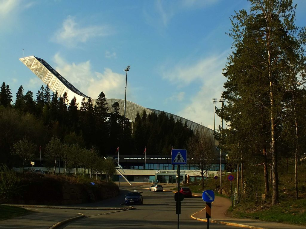 Holmenkollen Atlama Kulesi
