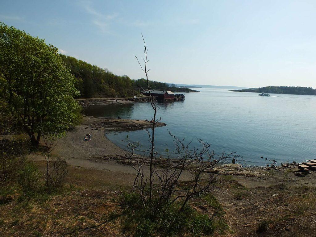 Playa de Hovedøya