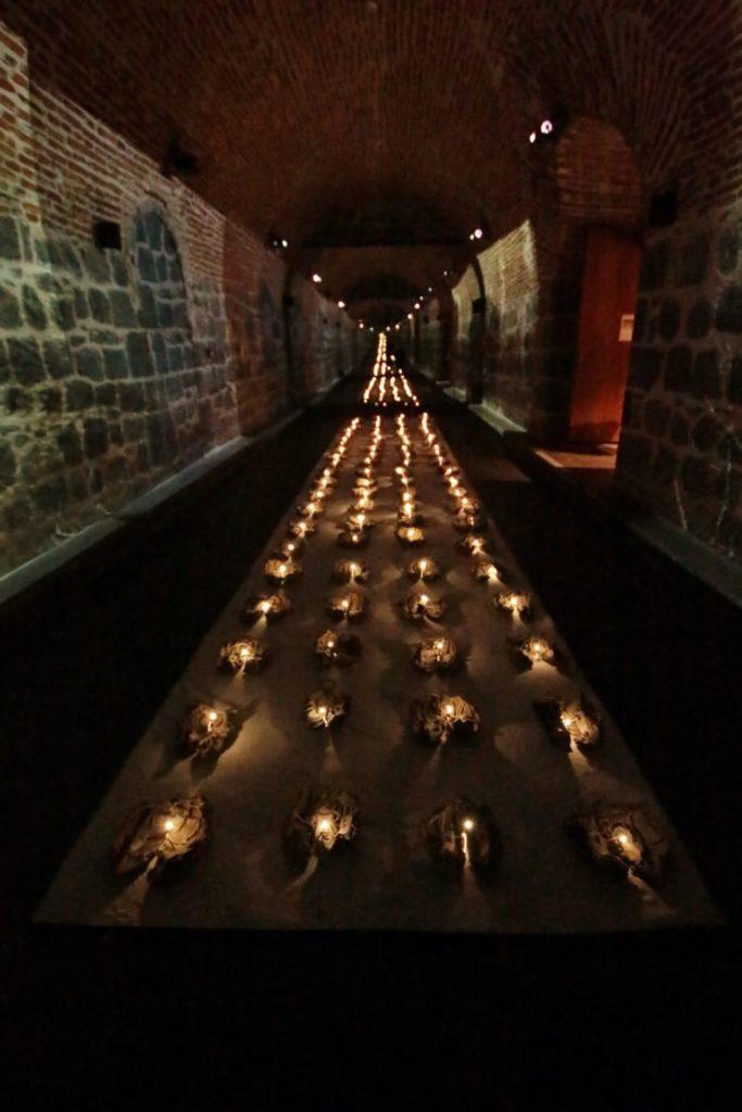 Kars Harp Tarihi Müzesi Şehit Çarıkları