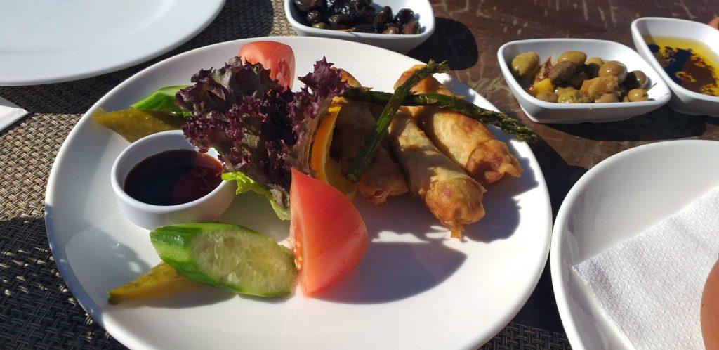 Kybele Restaurant Bahar Böreği