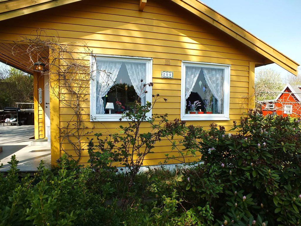 Adanın Güneydoğu Bölümünde Bir Ev