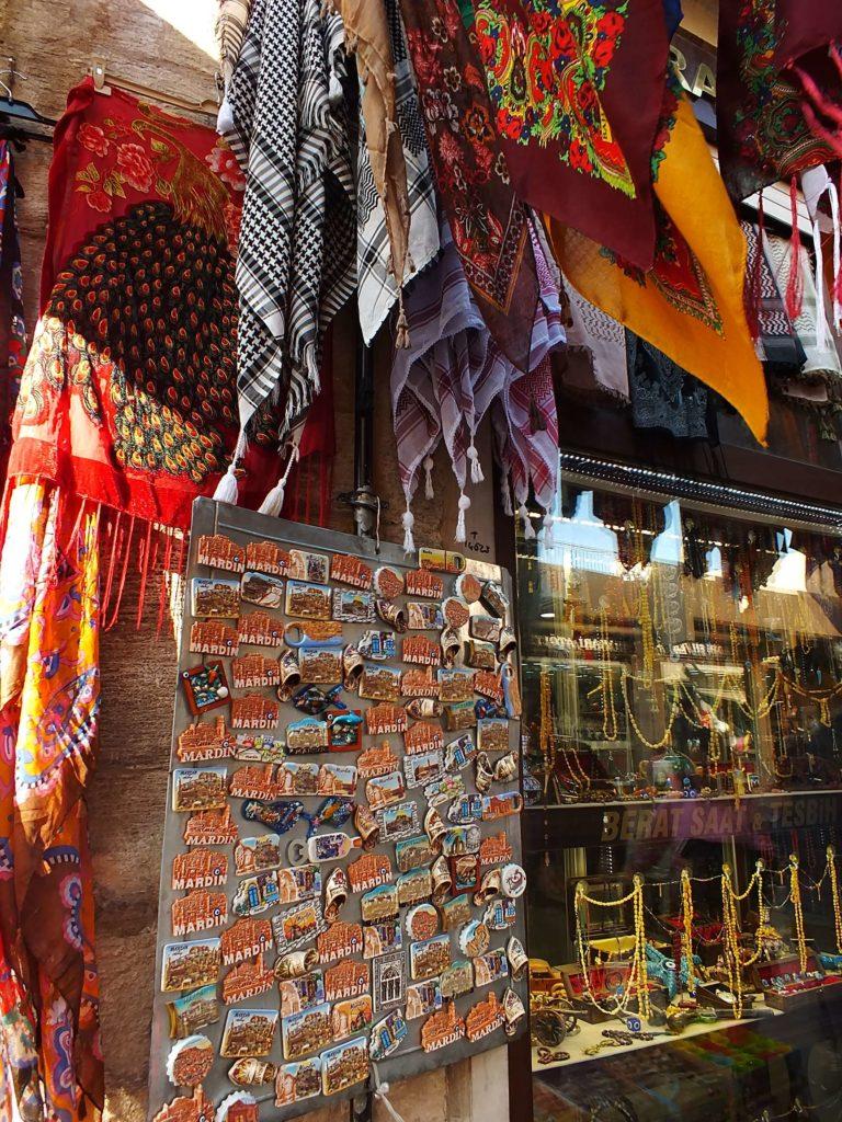 Mardin Gezisi Süryani Şalları