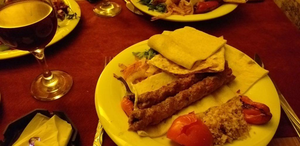 Chef Dimret Mardin Mutfağı Mardin Kebabı
