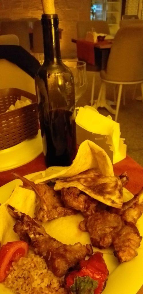 Chef Dimret Mardin Mutfağı Süryani Şarabı