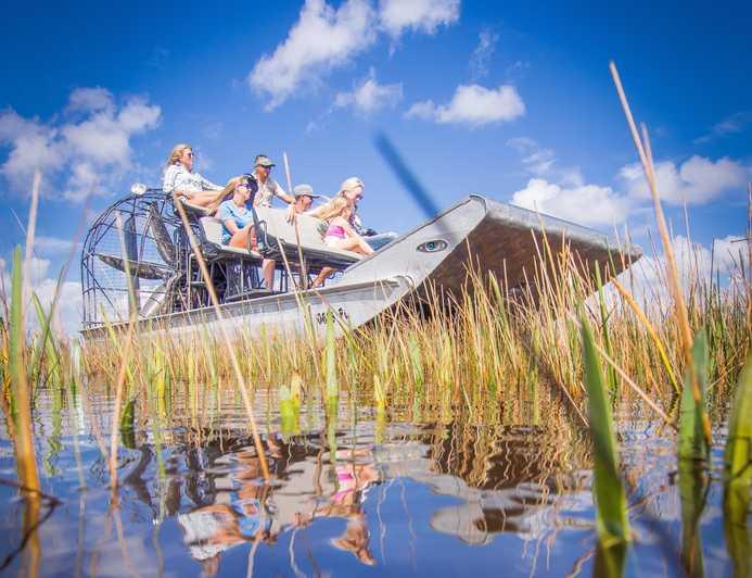 Miami,Everglades Ulusal Parkı
