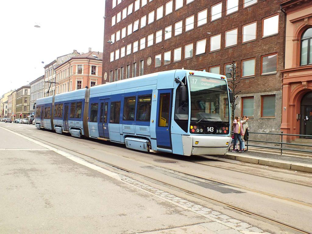 17 Numaralı Tram