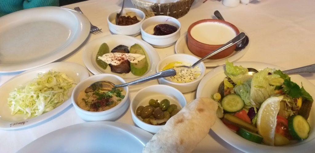 Niazi's Restaurant Full Kebab