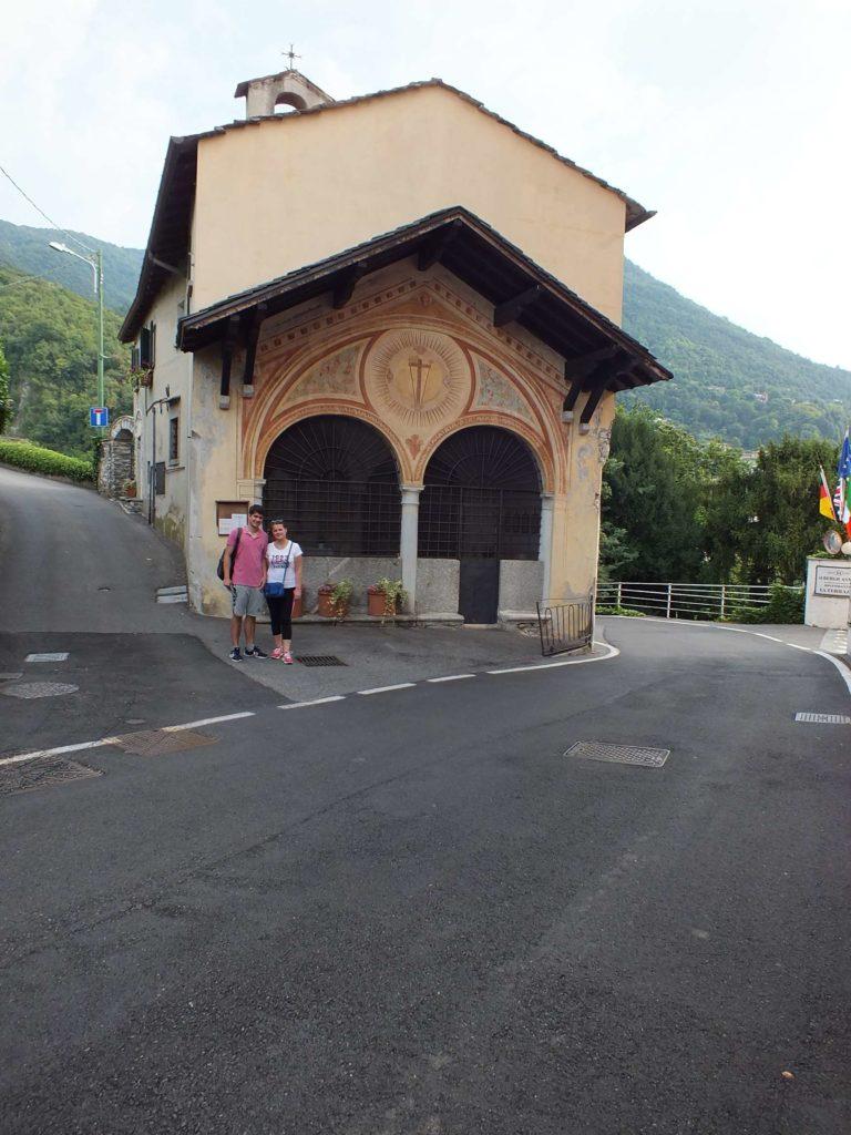 Cernobbio Oratory of Asnigo