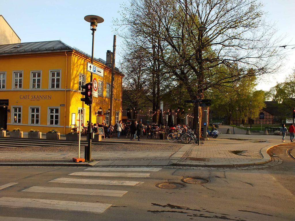 Oslo Gezisi Kvadraturen (Dörtgen)