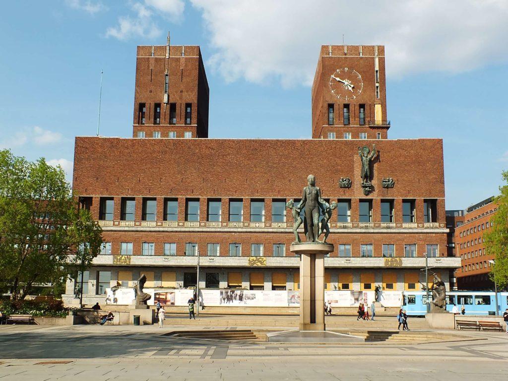 Oslo Belediye Binası (Rådhuset)