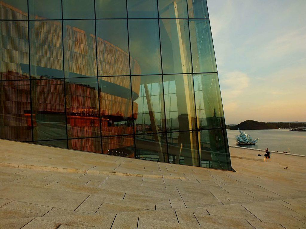 Oslo Opera Binası (Operahuset Oslo)