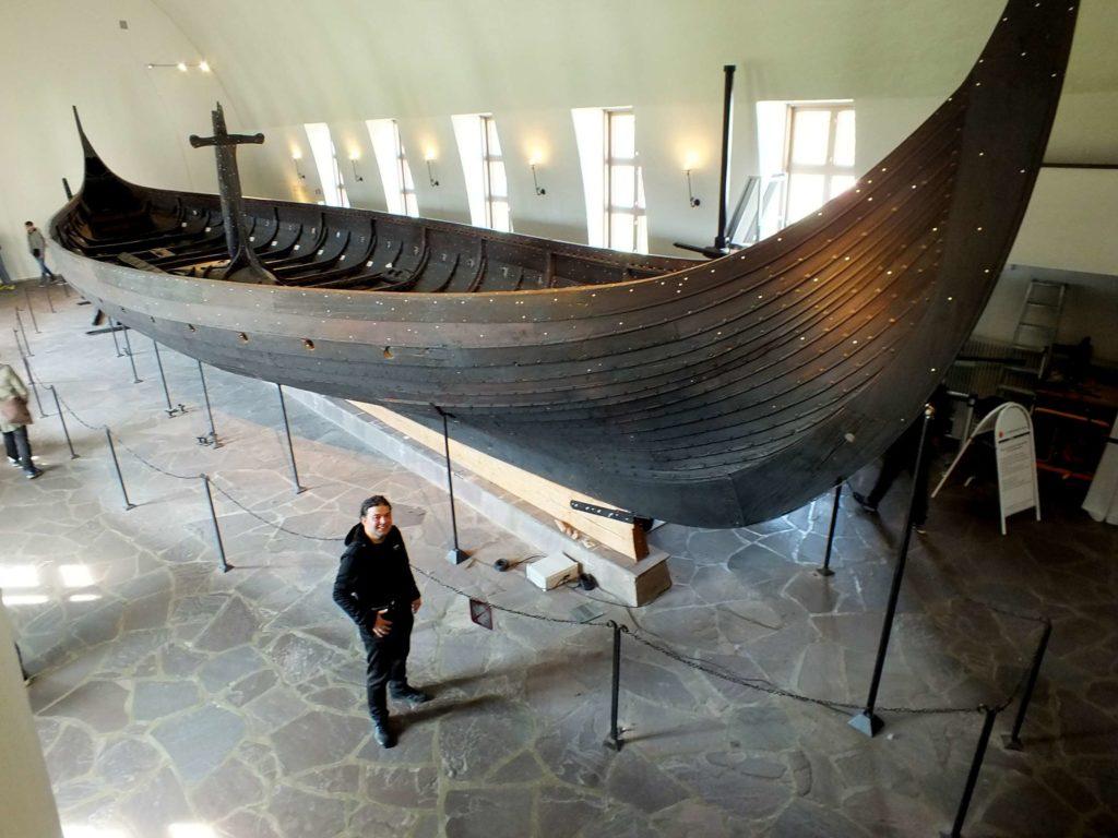 Viking Gemi Müzesi (Vikingskipshuset)