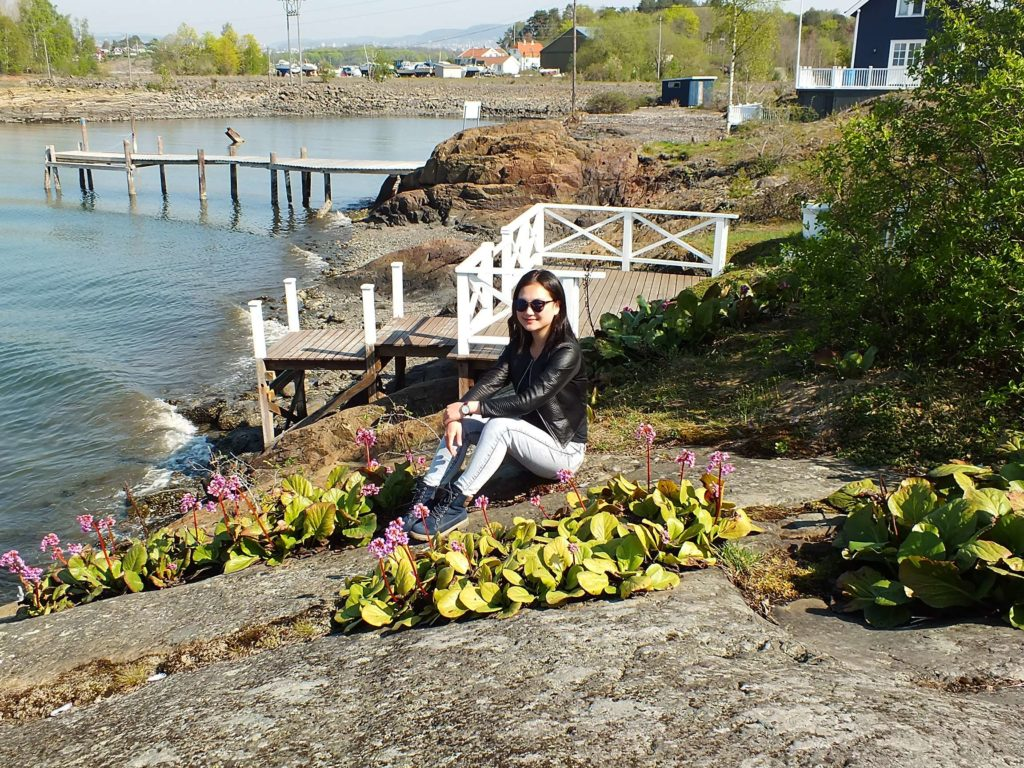 Gressholmen Adası