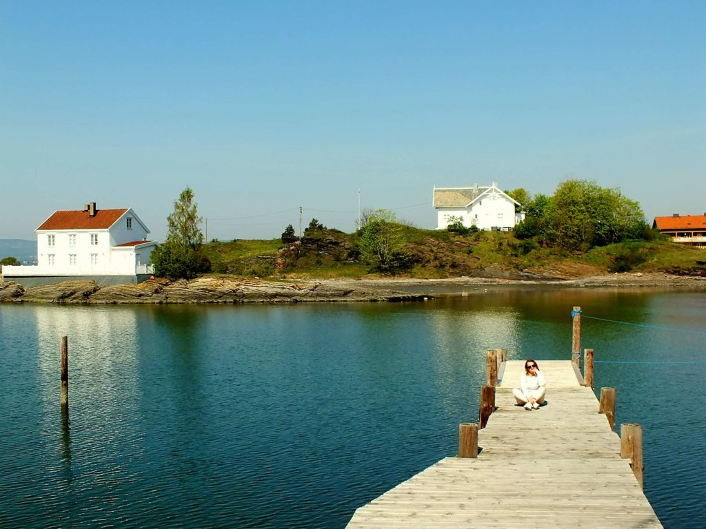 Heggholmen Adası