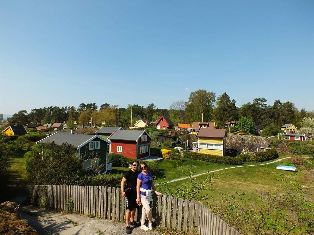 Lindøya Adası