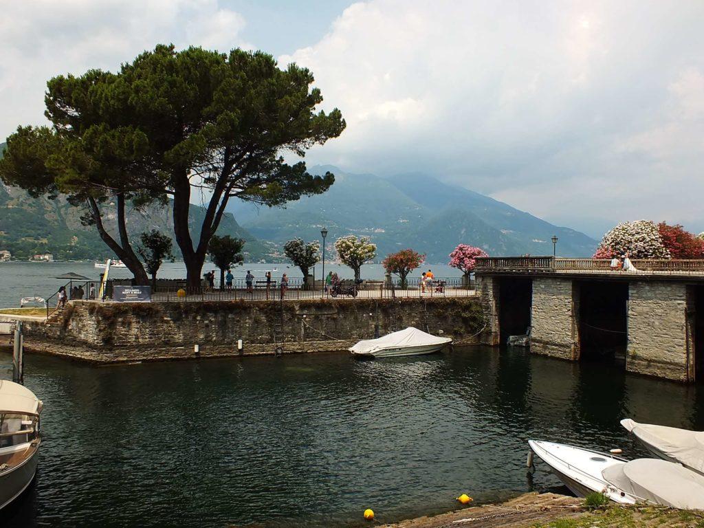 Ortaçağa Tarihlenen Bellagio Limanı