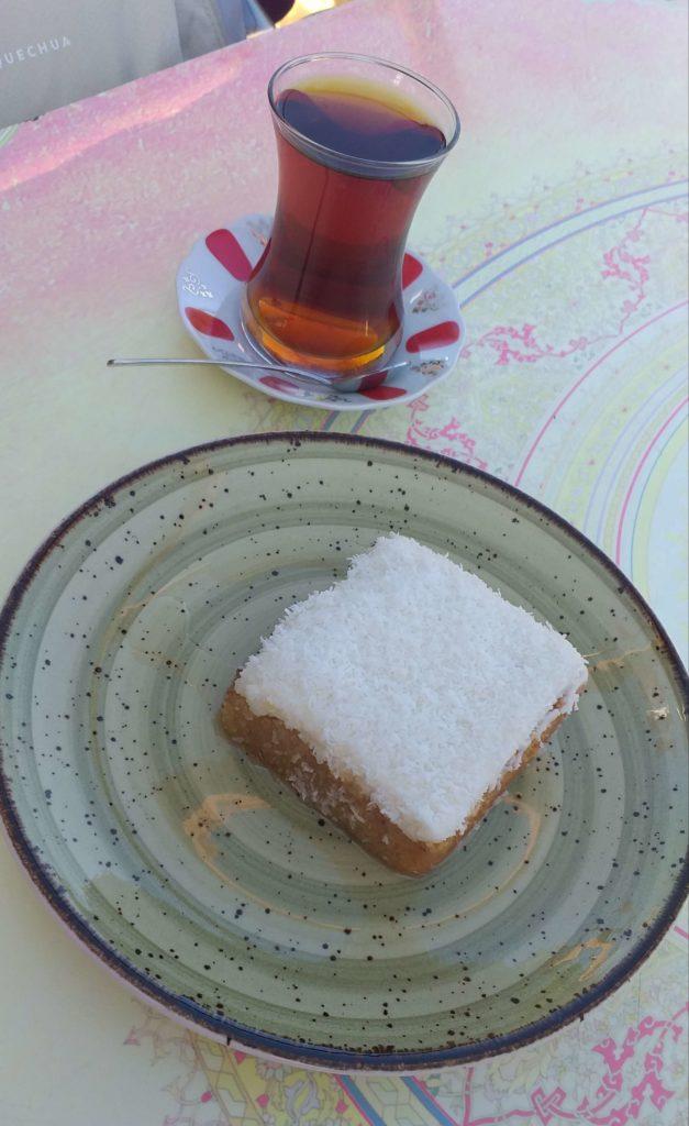 Petek Pastahanesi Kıbrıs Tatlısı