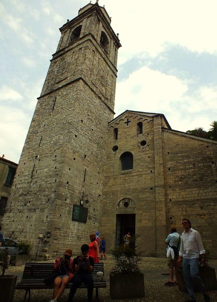 Bellagio AzizGiacomo Kilisesi (Chiesa San Giacomo)