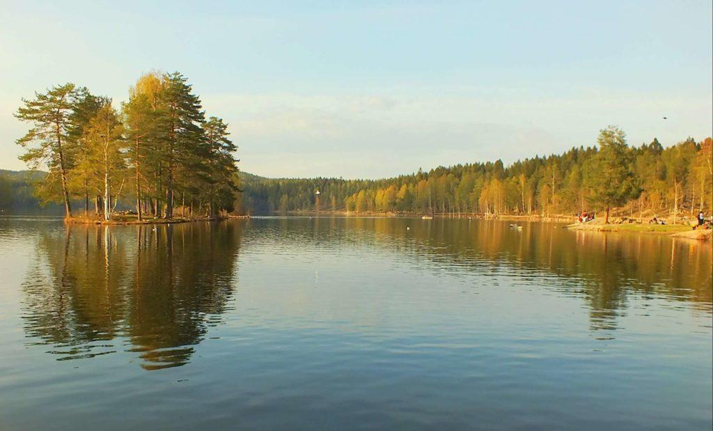 Sognsvann Gölü