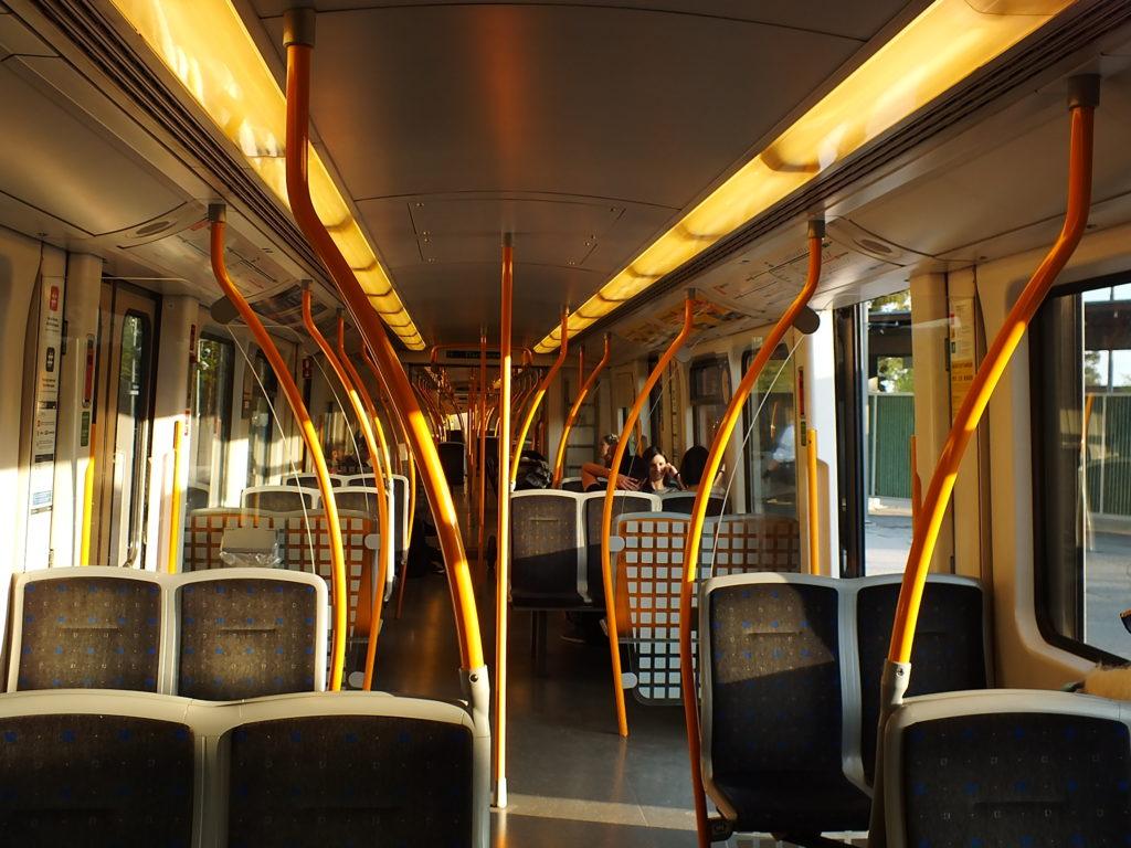 Sognsvann'a Giden Metro