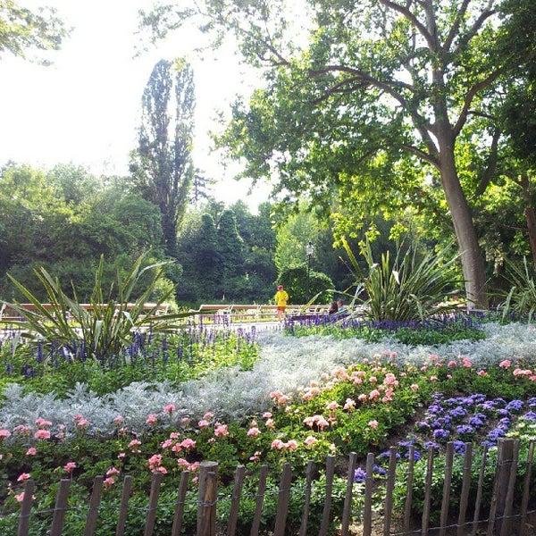 Viyana Gezisi Turkinschen Park