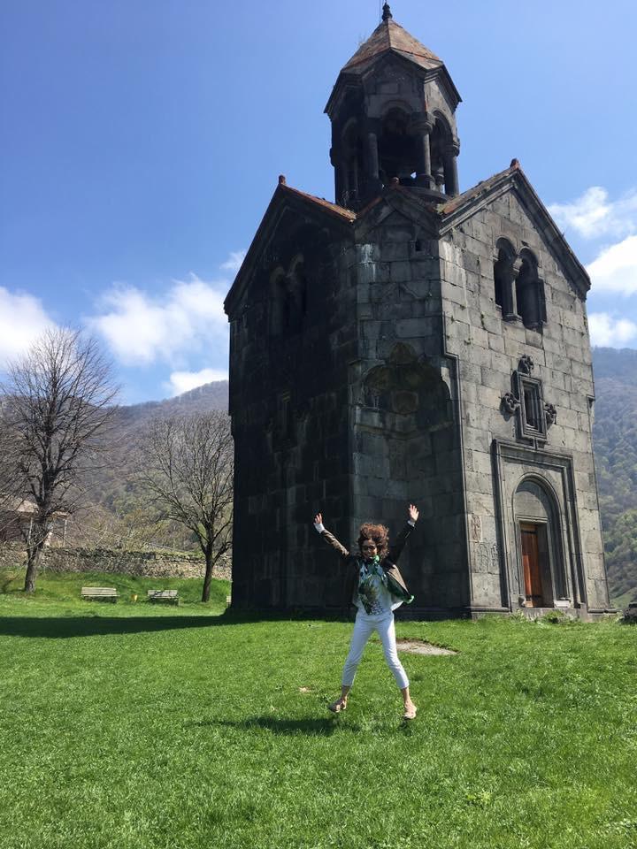 Ermenistan'da Solo Seyahat Haghpat Manastırı