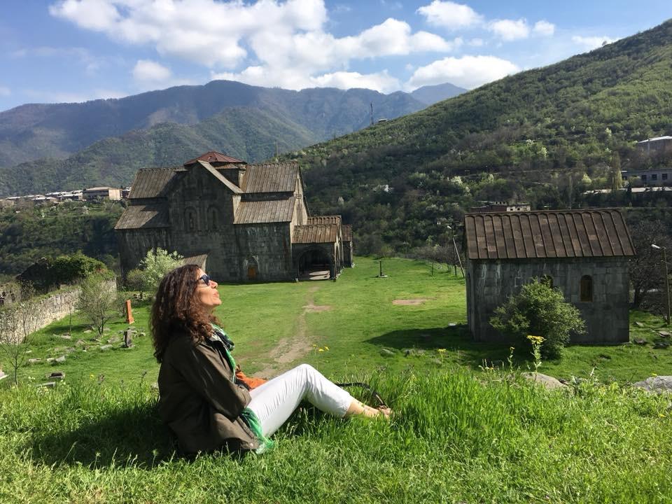 Ermenistan'da Solo Seyahat Akhtala
