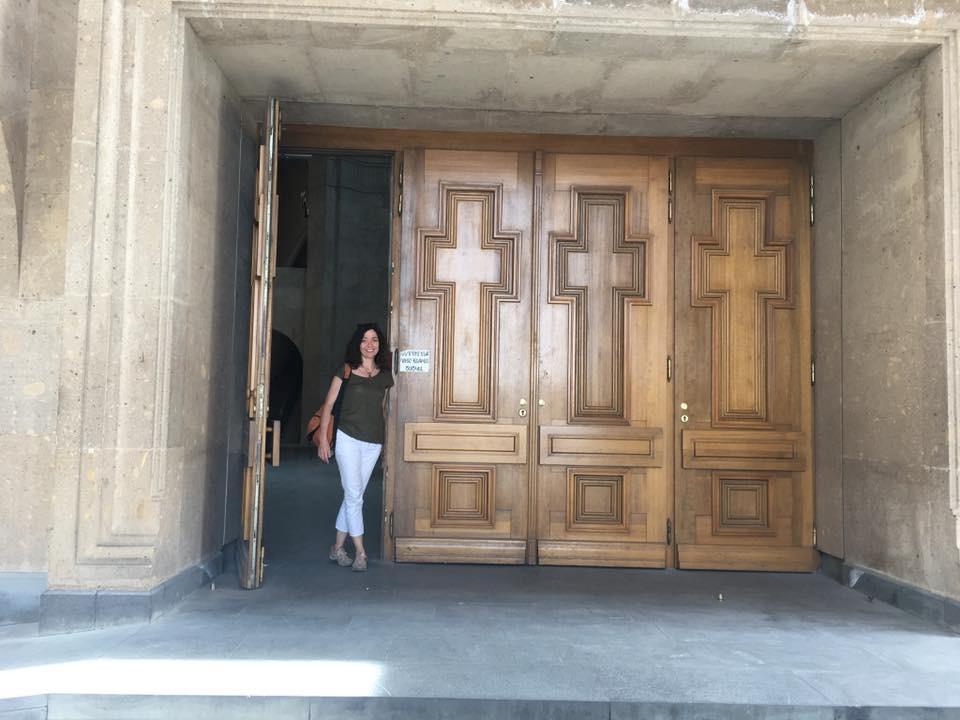 Aziz Krikor Lusavoriç Katedrali Erivan