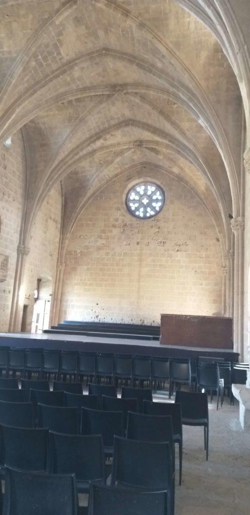 Bellapais Manastırı Yemekhane
