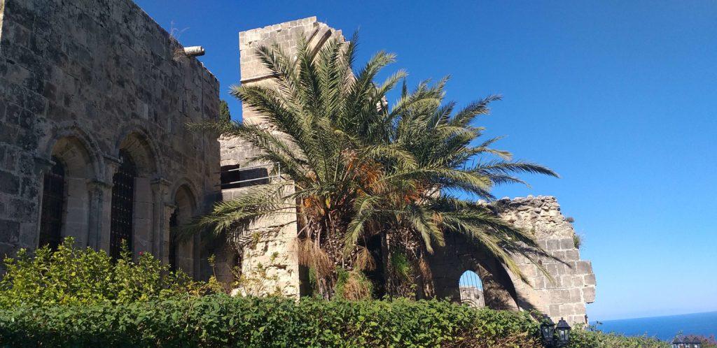 Manastırın Dış Cepheden Görünümü