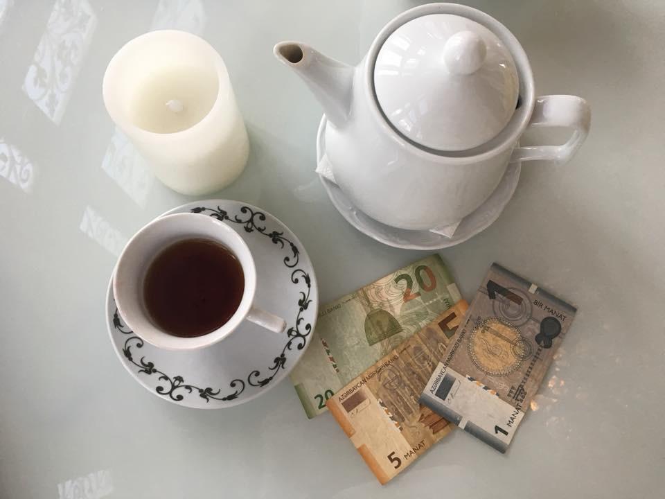 Azeri Parası Manat