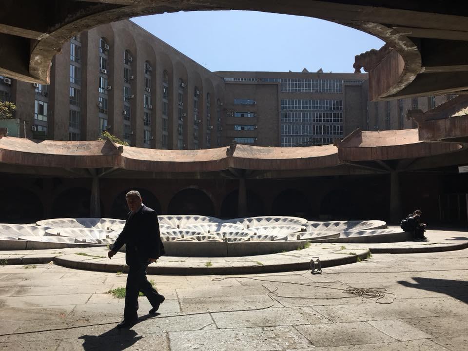 Erivan- Metro istasyonu