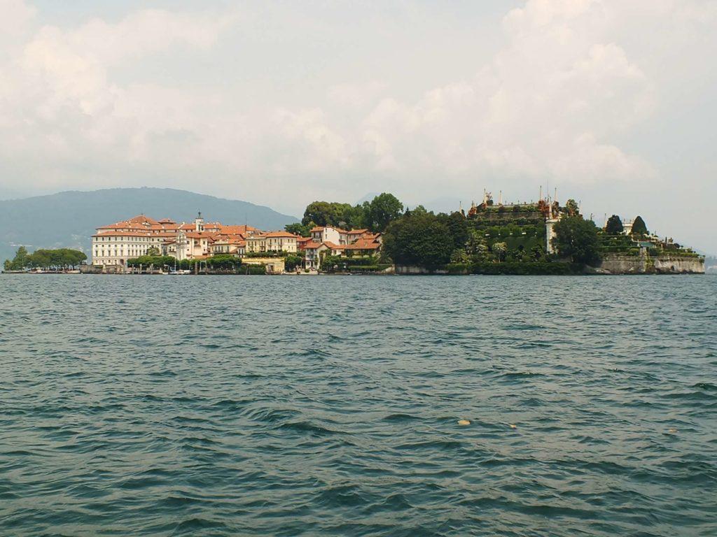 Maggiore Gölü Isola Bella